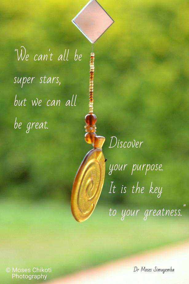 inspiring quotations. Dr Moses Simuyemba. Yin Yang