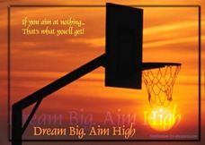 motivation posters - dream big