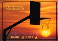 motivation posters - dream big
