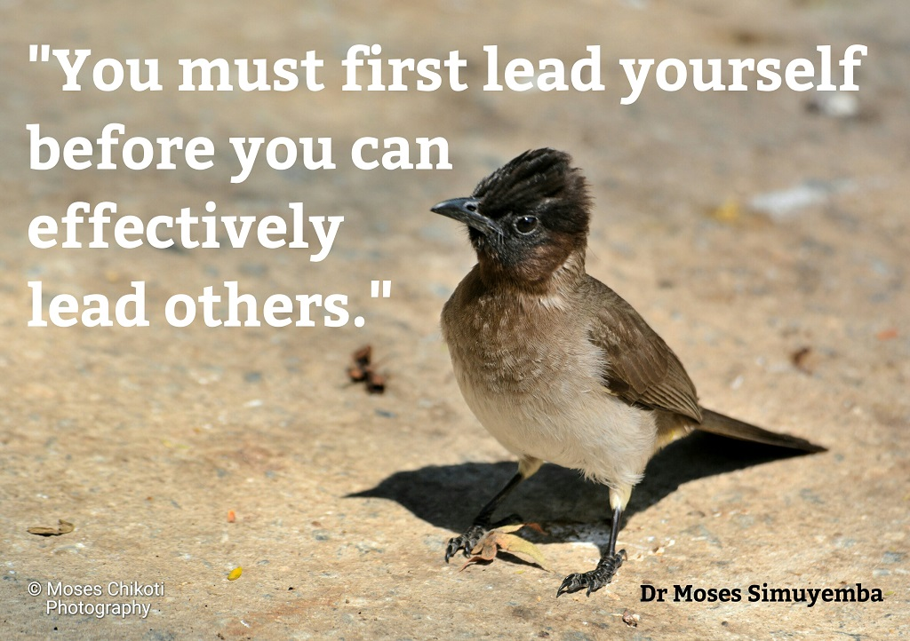 Leadership quotations, Quotes on leadership, Dr Moses Simuyemba, Motivation For Dreamers