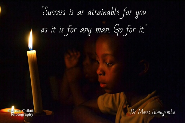 best inspirational quotes. Dr Moses Simuyemba