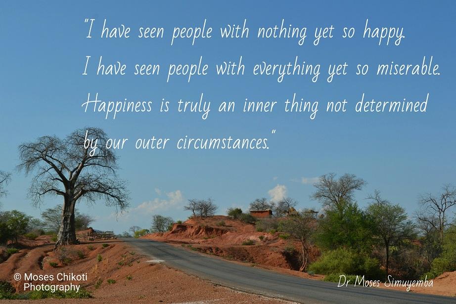 inspiring quotations. Siavonga. Lake Kariba. Dr Moses Simuyemba