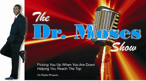 The Dr. Moses Show - Inspirational Radio Show