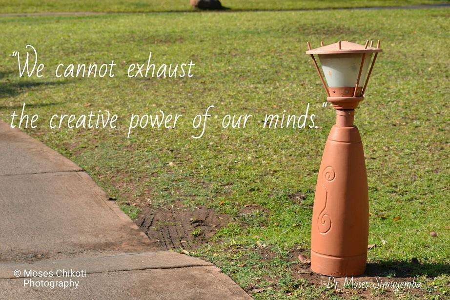 words of motivation. Dr Moses Simuyemba. Protea Hotel Safari Lodge, Lusaka, Zambia.