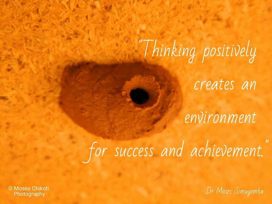 quotes about positive thinking, positive quotes, dr moses simuyemba, motivation for dreamers